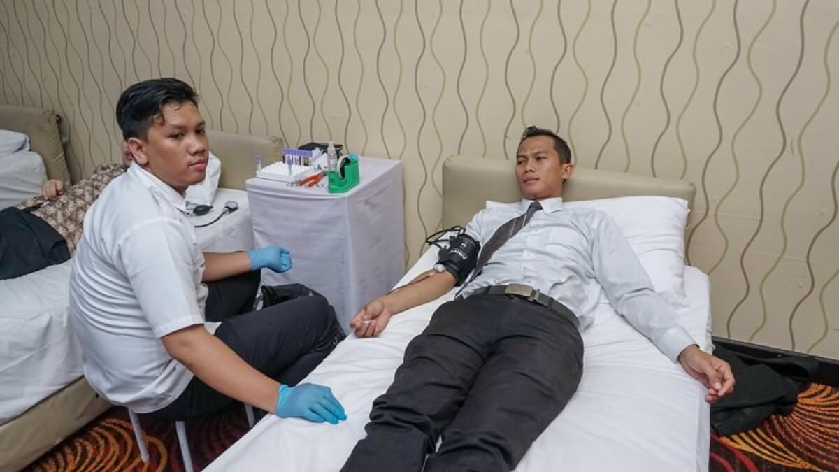Rayakan Ulang Tahun ke-9, Hotel Aston Bakal Gelar Donor Darah