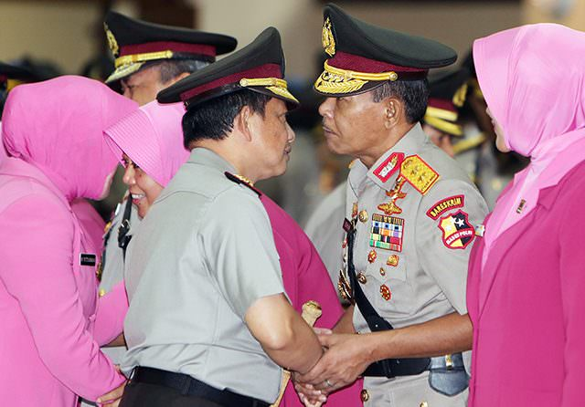 Jokowi Ajukan Calon Tunggal Kapolri
