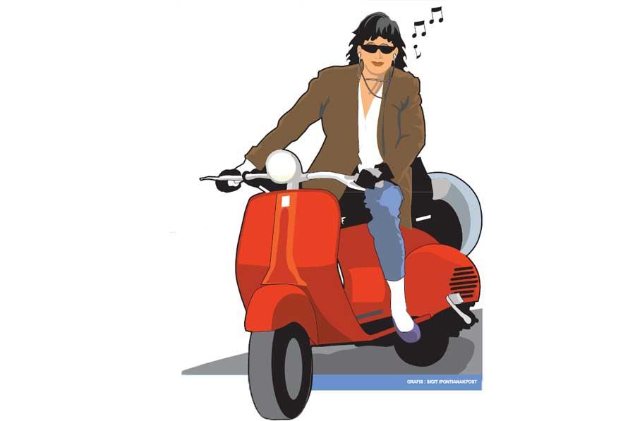 biker milenial
