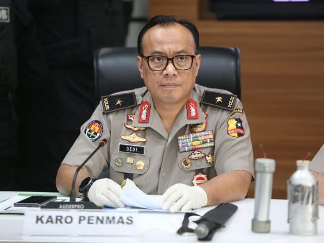 Teror Bom Bunuh Diri Medan, Polisi Dipersenjatai Lengkap