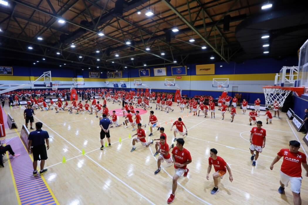 Honda DBL Camp 2019 Dimulai