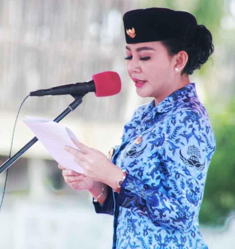 Bupati Pimpin Upacara HUT ke-63 Pemprov Kalbar