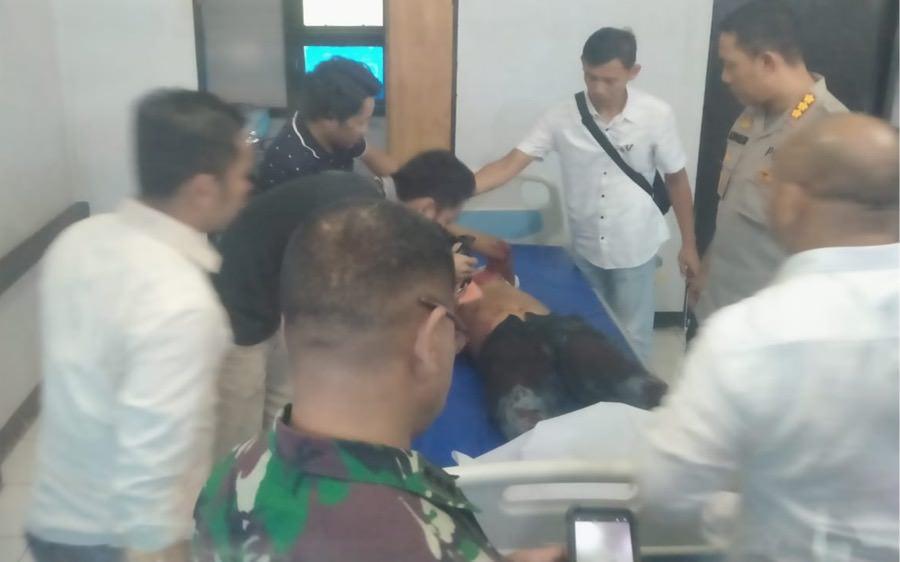 Korban Tewas Insiden Penusukan di Kafe Mama Jalani Visum