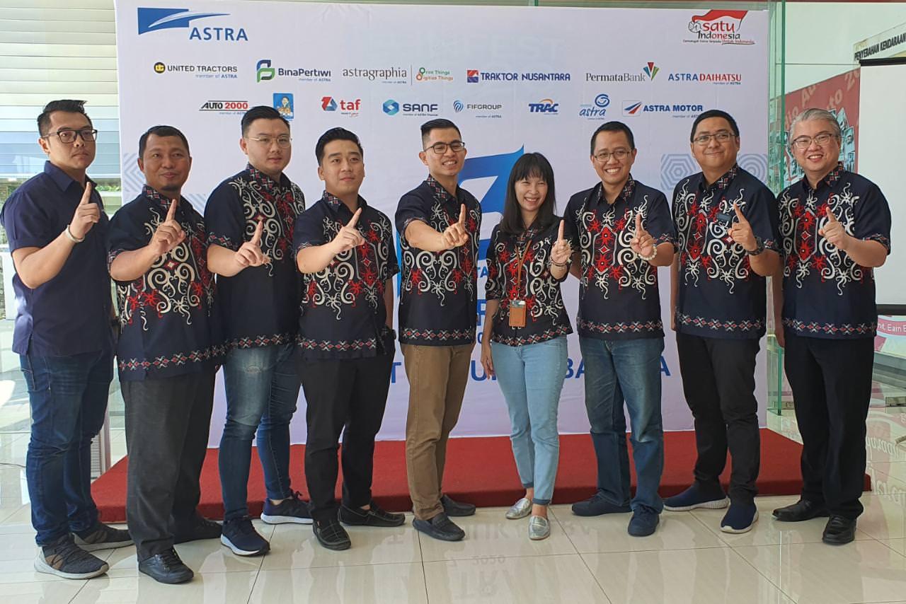 Astra Group Rayakan HUT ke-3 Hadapi Tahun Penuh Tantangan