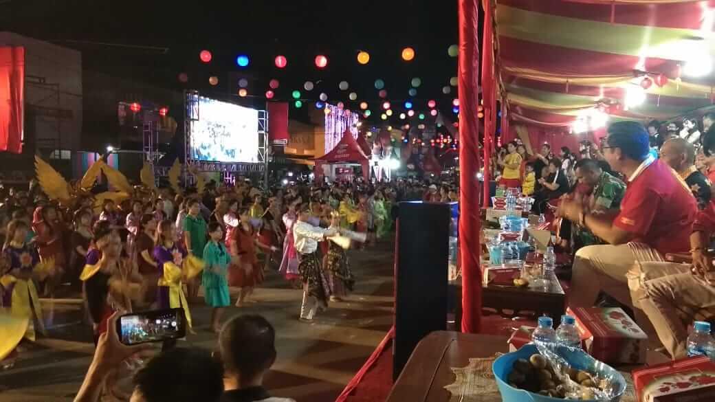 Festival CGM Tri Dharma Dimulai