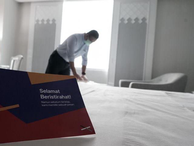 Anies Baswedan Layani Tenaga Medis Covid-19 dengan Hotel Standar VIP