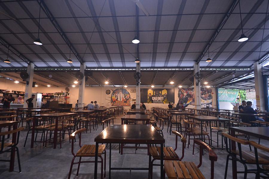 Omzet Turun 80 persen, Nasib Warkop dan Kafe Kian Tak Menentu
