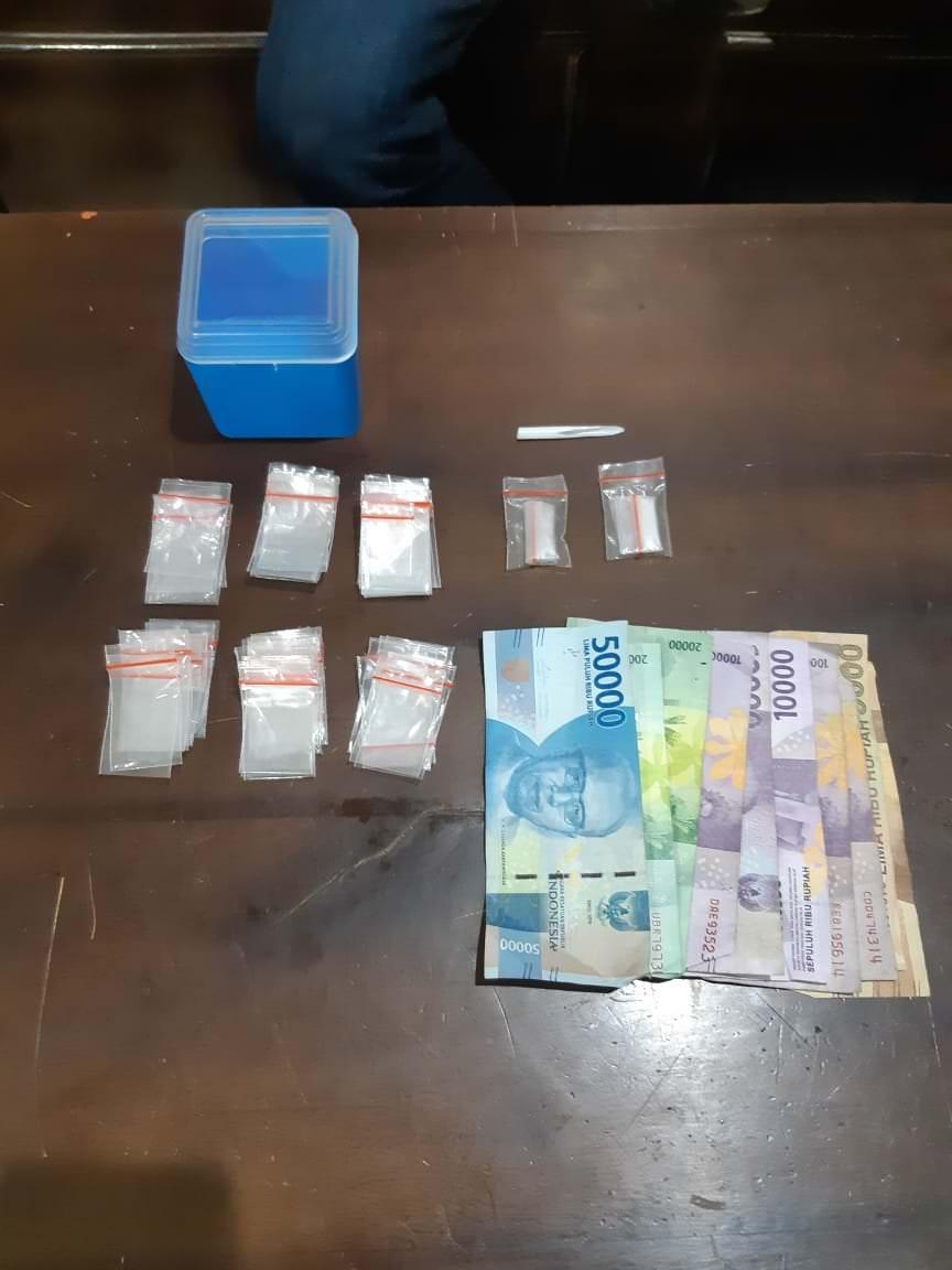 Polisi Gagalkan Transaksi Narkoba di Sungai Pinyuh